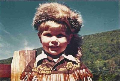 À trois ans au lac Caché