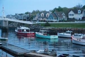 Les bateaux du  port