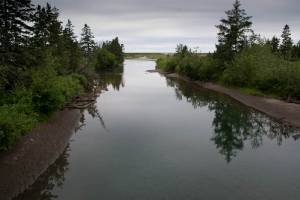 4 La rivière