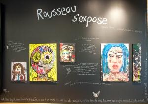 toiles de Stéphane Rousseau
