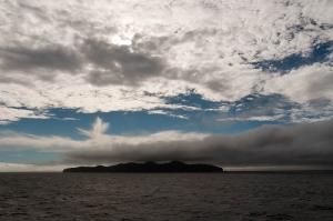 L\'île d\'Entrée, un peu comme l\'île noire de Tintin