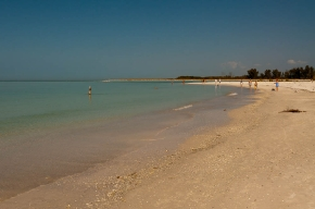 belles plages, comme aux Iles de la Madceleine