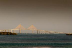 le pont de la baie de Tampa