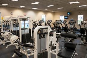 le gym