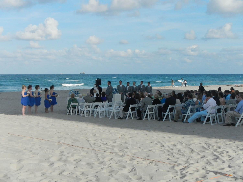 Mariage la plage - Mariage a la plage ...