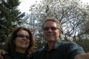 Dedvant les magnolias