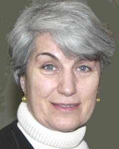 Maria Sotériadès, photo Lyne Galarneau
